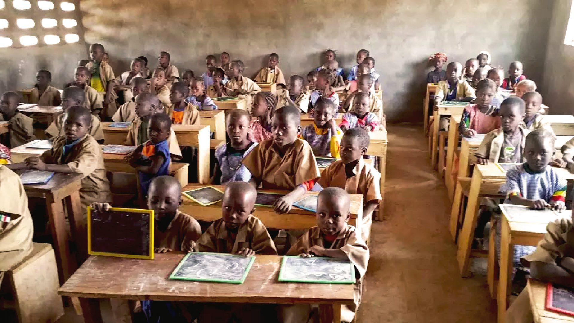 Hope for school